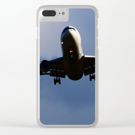 FedEx on Final Clear iPhone Case