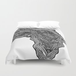 ROOTED (NIGERIA) Duvet Cover