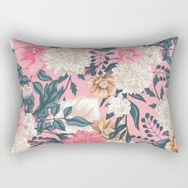 flowers / 68 Rectangular Pillow