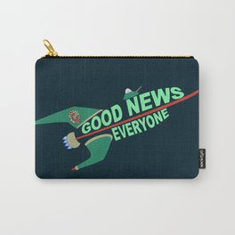 Good News Everyone Carry-All Pouch