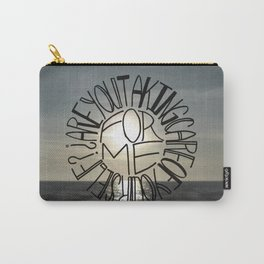 Taking Care Carry-All Pouch