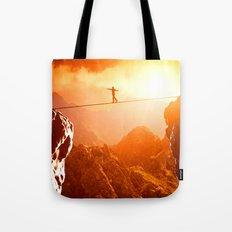 Life Road Tote Bag