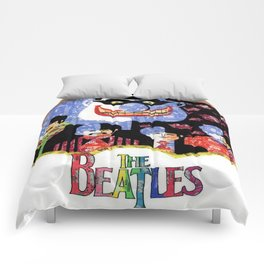 Blue Meanie Comforters