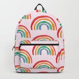 rainbow Backpack
