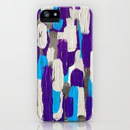 Calm Stripes Overload iPhone Case