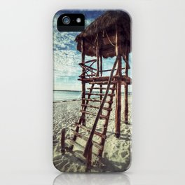 Beach Stand iPhone Case