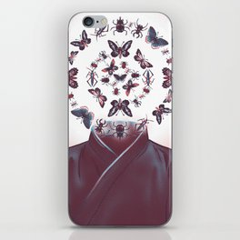 Zentomologist iPhone Skin