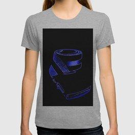 reTro Belt Electric Blue T-shirt