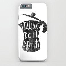 italians do it better ! Slim Case iPhone 6s