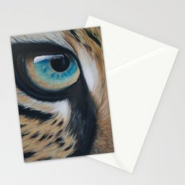 Inaction - Leopard Stationery Cards