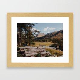 Ennerdale Framed Art Print