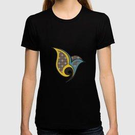 Persian Bird T-shirt