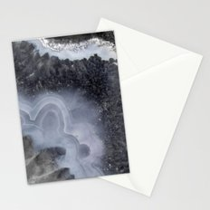 Winter Agate Stationery Cards