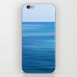 Blue Ocean Dream iPhone Skin