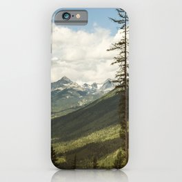 The Great Green Unknown iPhone Case