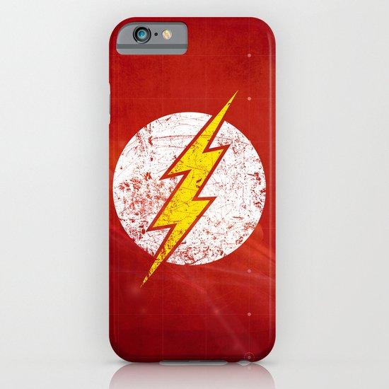 Flash classic iPhone & iPod Case