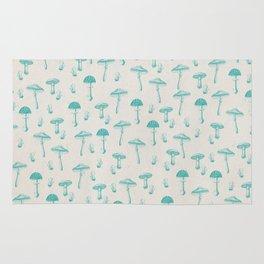 Mushroom Pattern I Rug