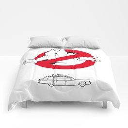 Ecto-1 Comforters