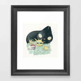 Bogue Framed Art Print