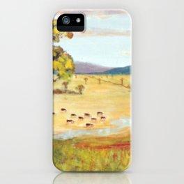 Homeward Bound, Australia              by    Kay Lipton iPhone Case