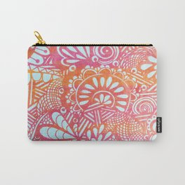 harvest print Carry-All Pouch