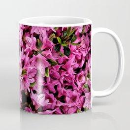 Azalea In Bloom Pattern Coffee Mug