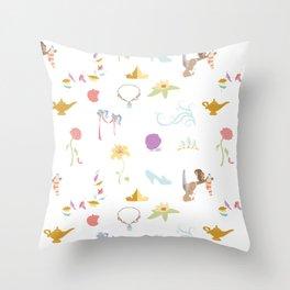 Princess Basics Throw Pillow
