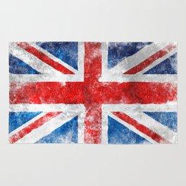 United Kingdom Vintage flug Rug