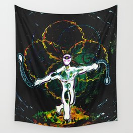 Disconnect Wall Tapestry