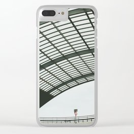 Amsterdam Centraal Train Station #2 Clear iPhone Case