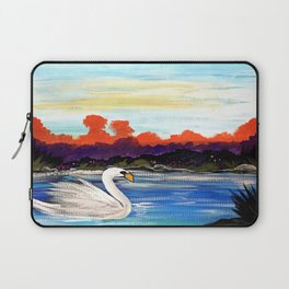 Swan Life Laptop Sleeve