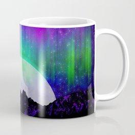 Under the Northern Lights Coffee Mug