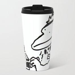 Ape Cashier Travel Mug