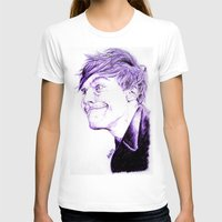 louis tomlinson T-shirts featuring Louis Tomlinson by Drawpassionn