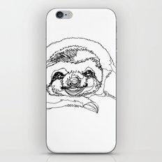 Lazy Slothurday iPhone & iPod Skin