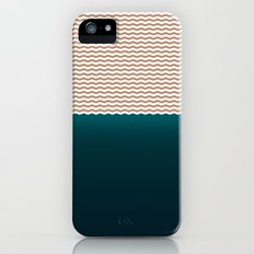 Empty Ocean Slim Case iPhone (5, 5s)