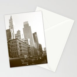 Church Street Stationery Cards