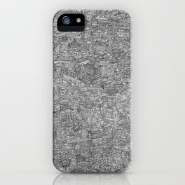The Great City iPhone Case