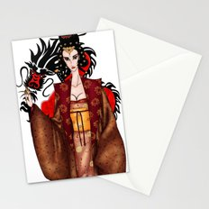Mulan Stationery Cards