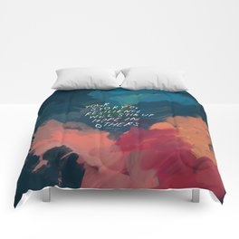 """""""Your Story Of Resilience Will Stir Up Hope In Others."""" Comforters"""