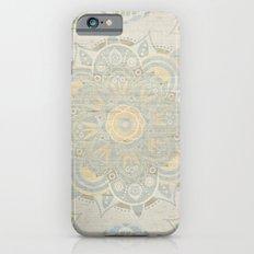 Vintage Mandala iPhone 6s Slim Case