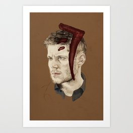 Mark of Cain Art Print