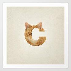 C. Art Print