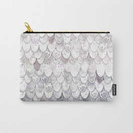 MAGIC MERMAID WHITE Carry-All Pouch