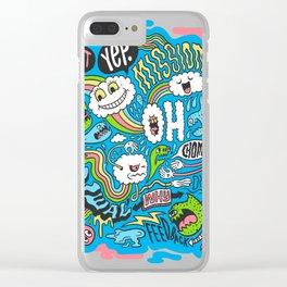2Fun Clear iPhone Case