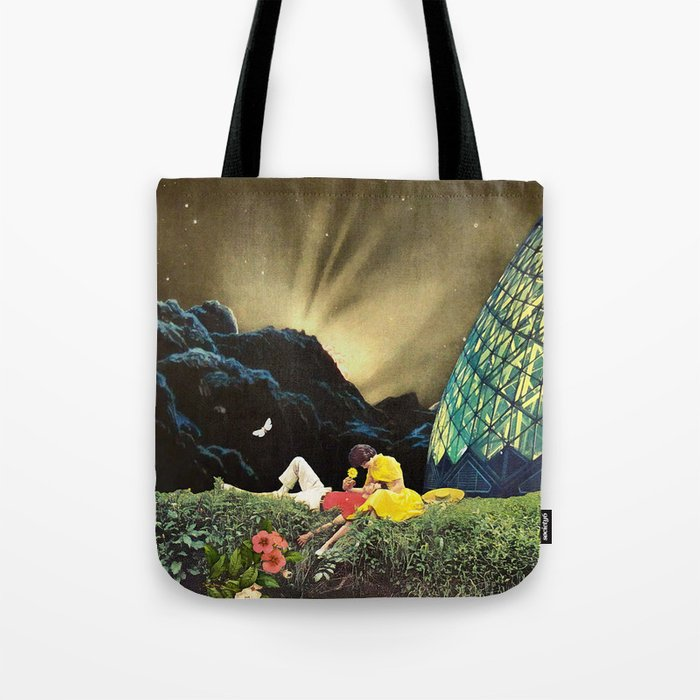 Postcard from New Iceland Tote Bag