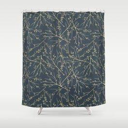 GOLDE BRANCHE Shower Curtain