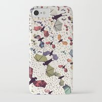 bats iPhone & iPod Cases featuring Bats by Cody Weber
