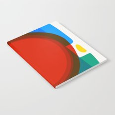 Minimal Abstract Art Design Notebook