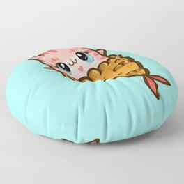 Tem-Purr-a Floor Pillow